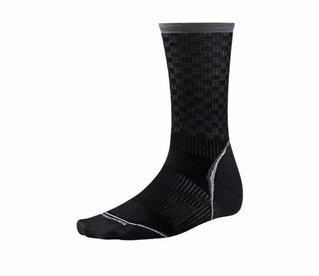Black Absorbent Socks