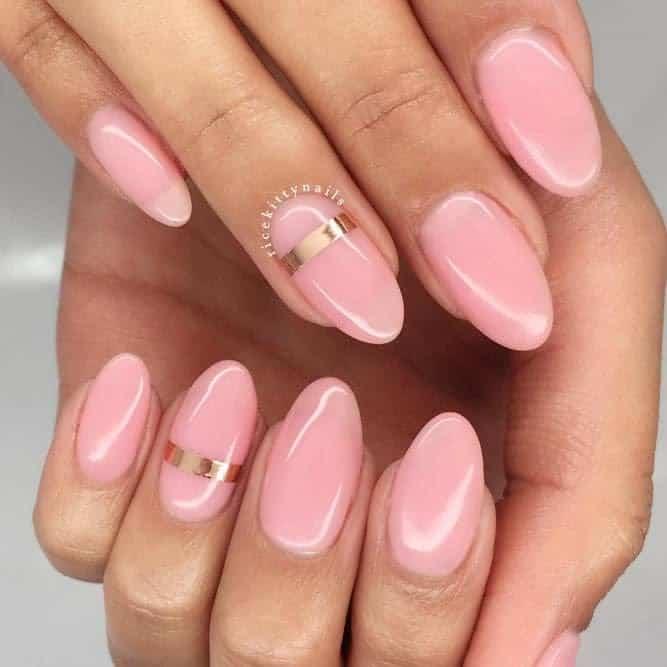 Round Shaped Nail