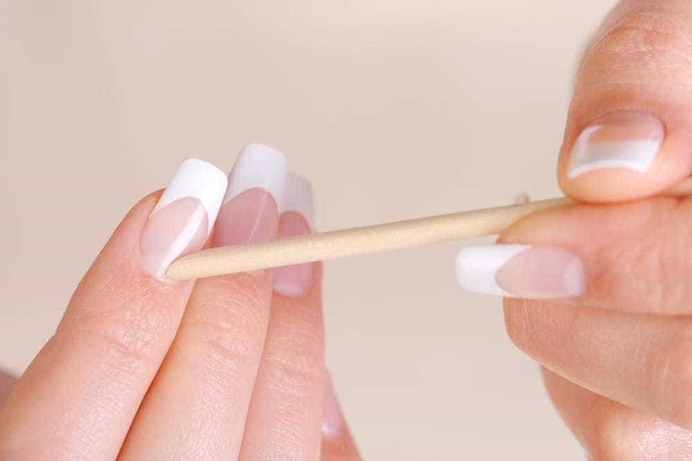 Pushing Nail Cuticles