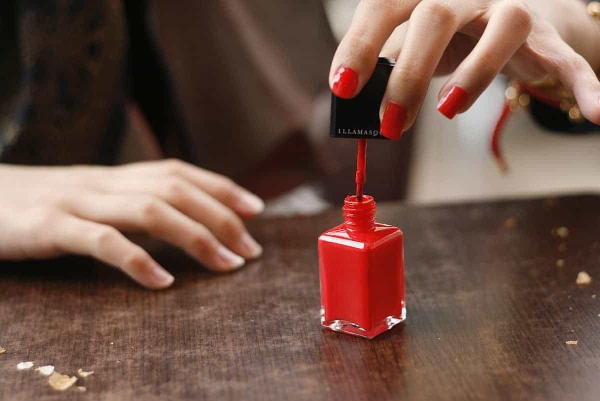 Two Coats nail polish