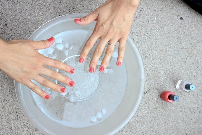 pure acetone polish remover