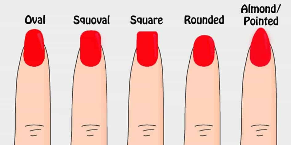 Nails Right Size And Shape