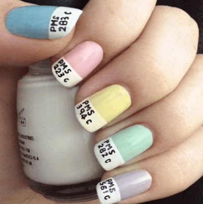 Some Lovely Easy Nail Designs To Try