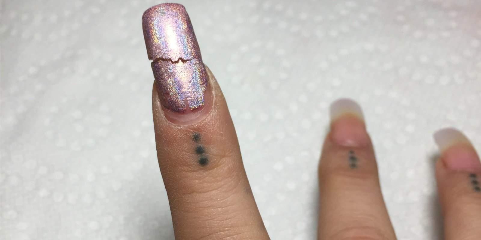 Why Do Acrylic Nails Hurt: 4 Reasons – NailDesignCode