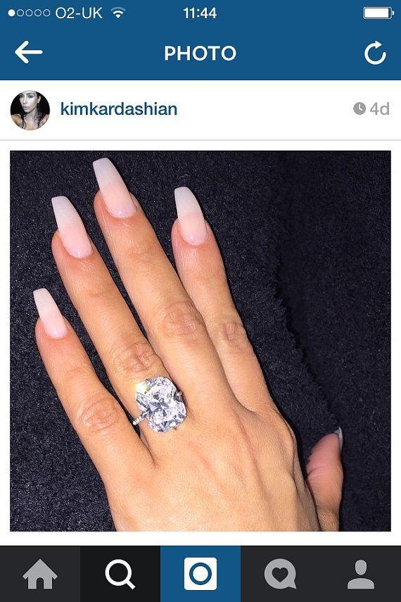 8 Kim Kardashian Nails That\'ll Inspire You – NailDesignCode