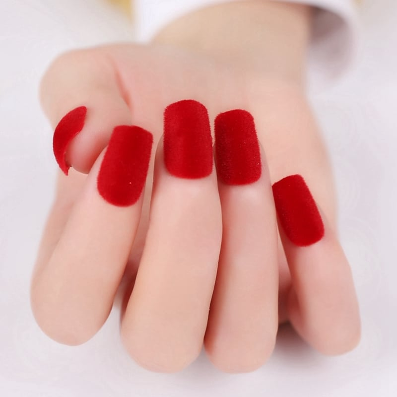 Powder Nail design you love