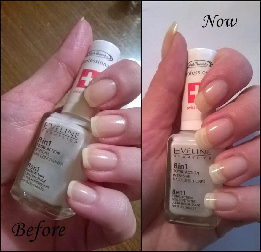 Growth nail conditioner