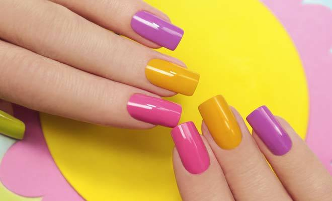 How to Type With Long Nails: Solved - NailDesignCode