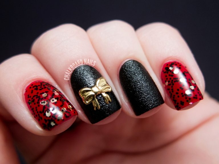 20 Cutest Bow Nail Designs That Are Pleasingly Pretty