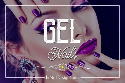 Gel Nails by NailDesignCode