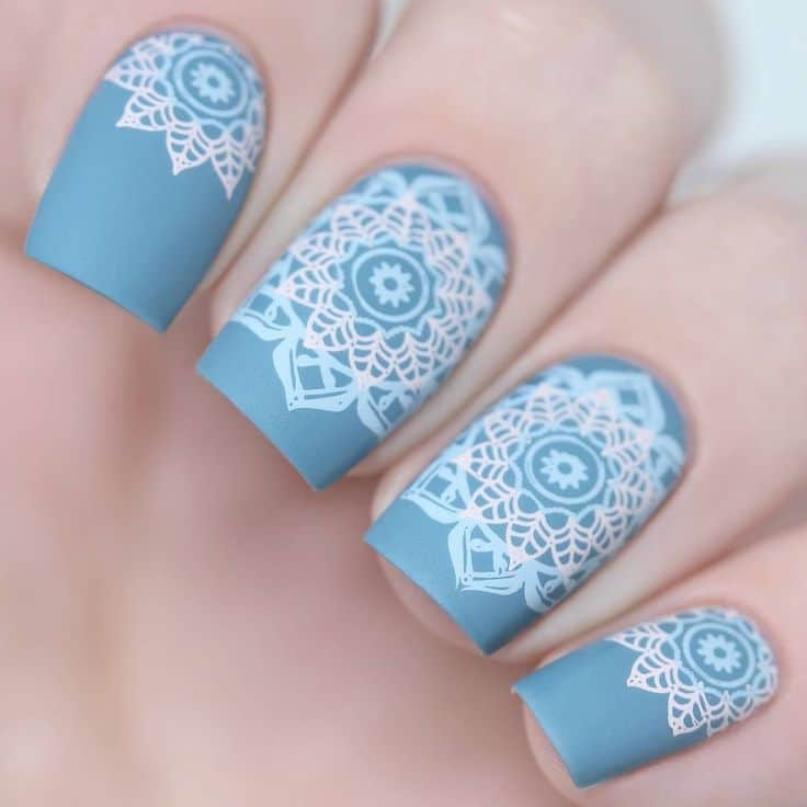 How Short Can Acrylic Nails Be? 25 Styles In Trend – NailDesignCode