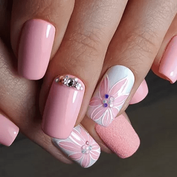 20 tan nails that will blow your mind  naildesigncode