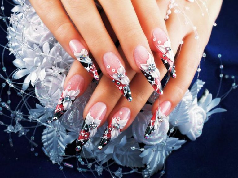 How To Make 3D Nail Art + 5 Beautiful Designs to Try