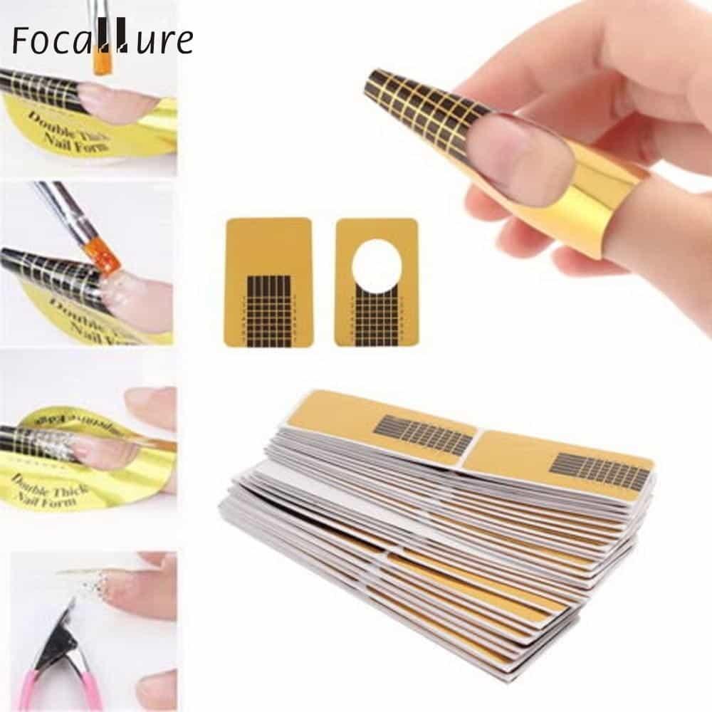 Forms Acrylic Nail
