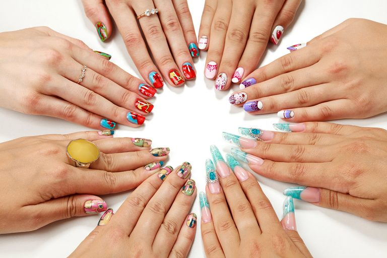 Acrylic Nail Types 101: All You Need to Know