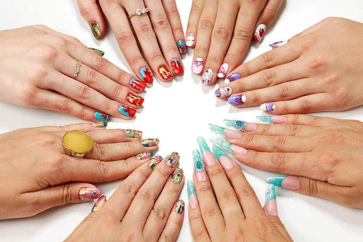Acrylic Nail Types 101: All You Need to Know – NailDesignCode