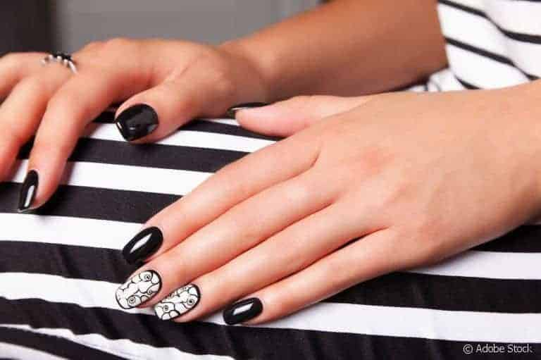 6 different types of artificial nails you can try. Black Bedroom Furniture Sets. Home Design Ideas