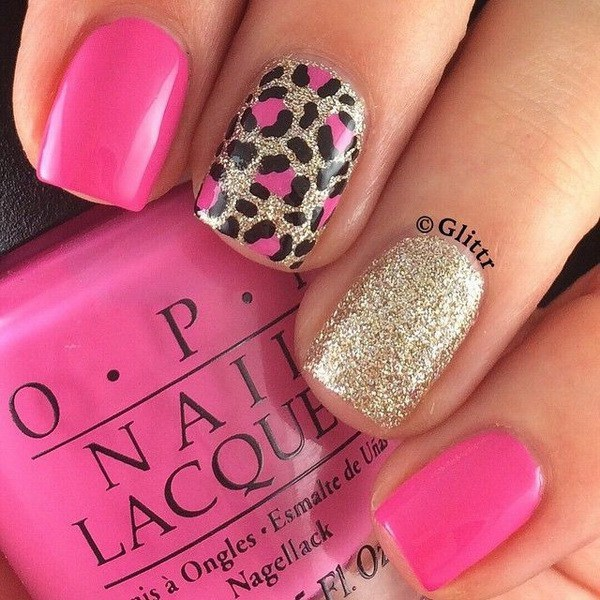 25 Unique Cheetah and Leopard Nail Designs to Try