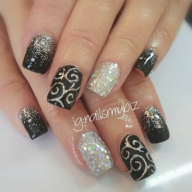 Solar nails vs gel nails which one is really better gel nail nail design prinsesfo Choice Image