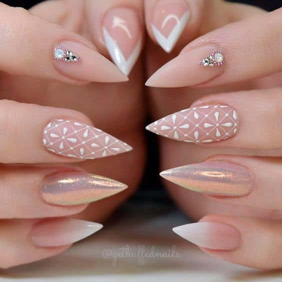 2 Pastels And Lace