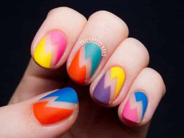 Short Round Nails: 25 Exquisite Designs for Busy Bee's