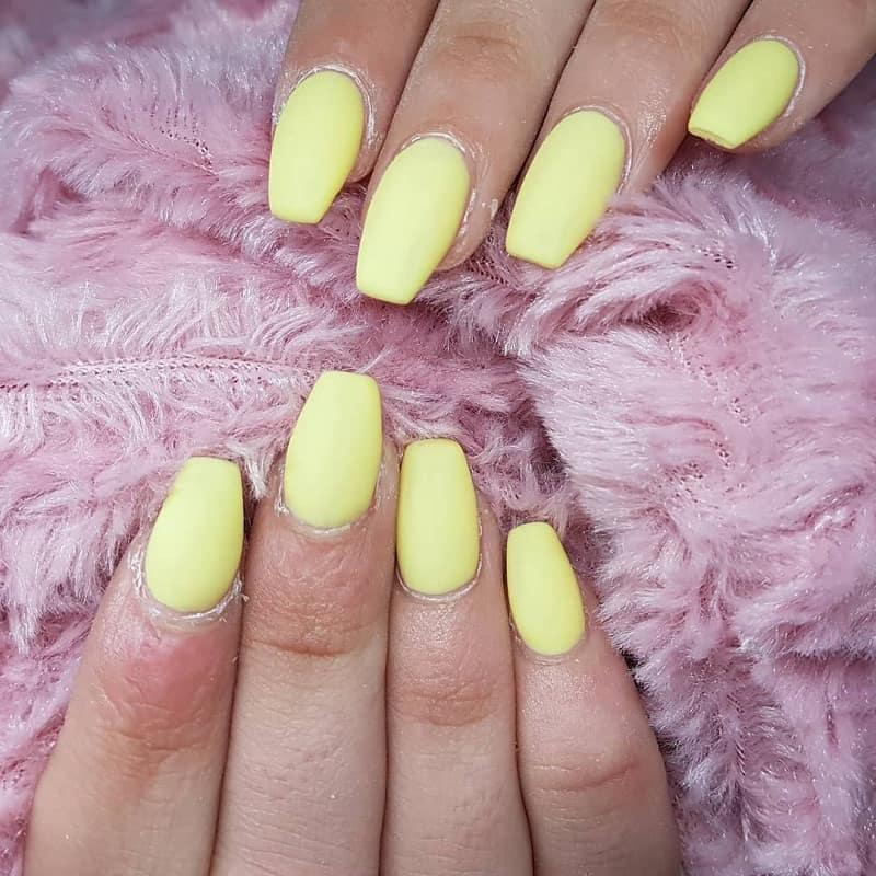 summer ballerina nails