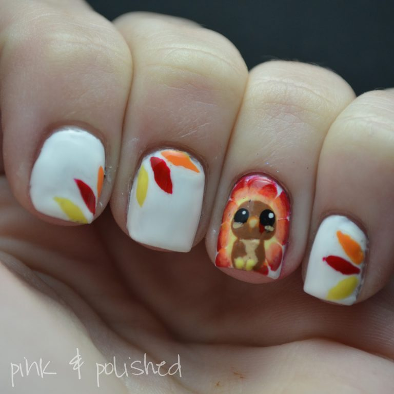 25 Thanksgiving Nail Art to Celebrate the Holiday