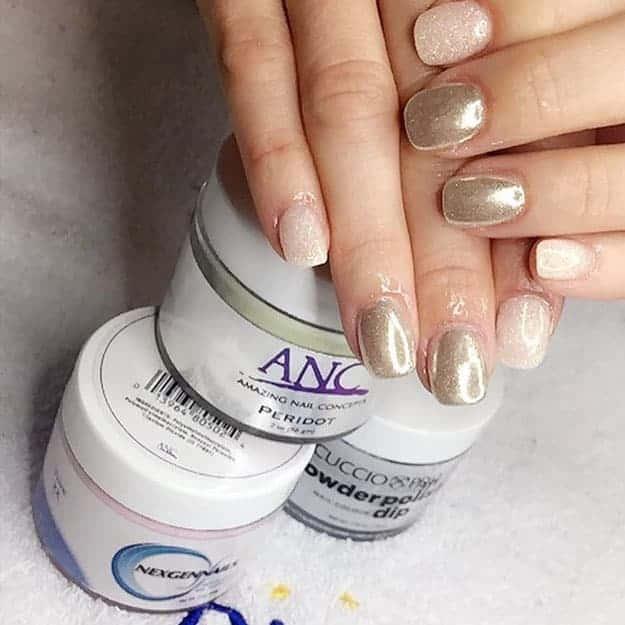 Maintaining NexGen Nails
