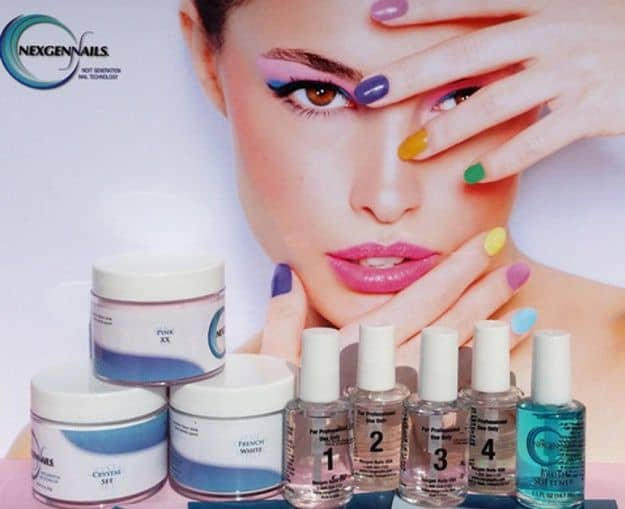 NexGen Nail Product