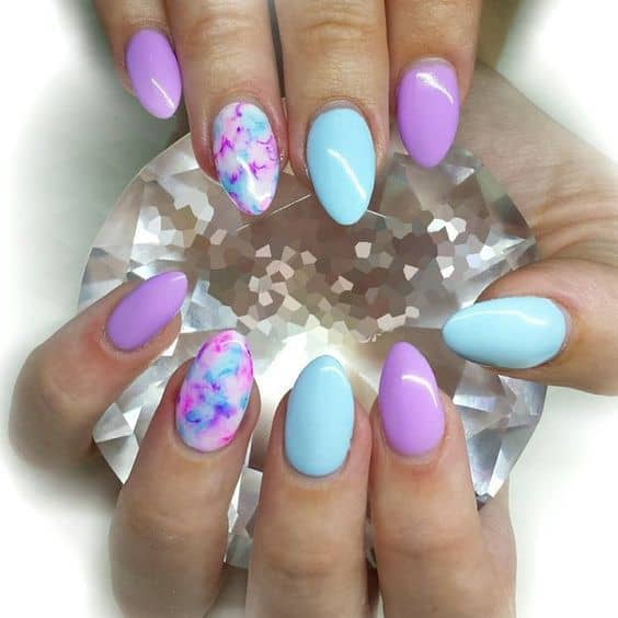 Short Almond Acrylic Nails 5 Wondrous Ways To Flaunt