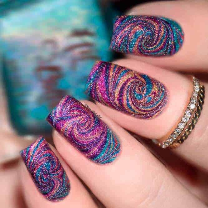 30 Stunning Long Square Nail Designs You'll Definitely Love