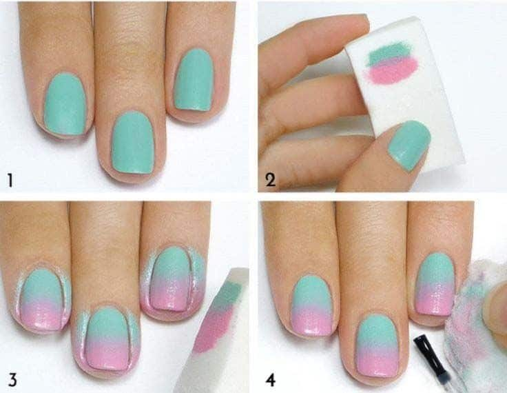 How to Do Ombre Nail