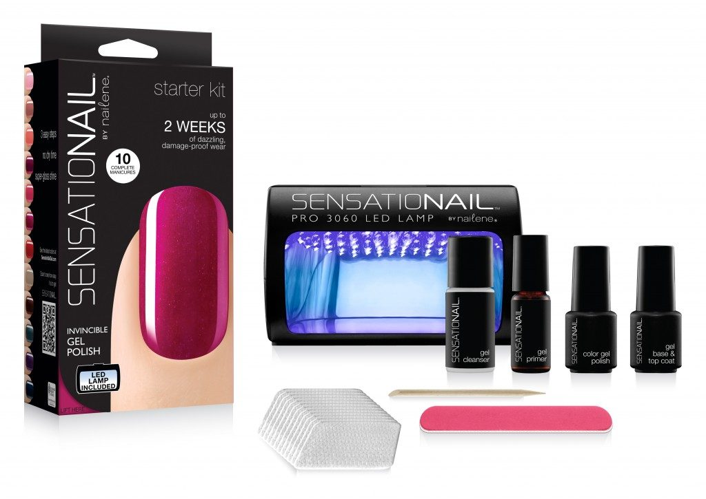 Liquid Gel Nail Kit