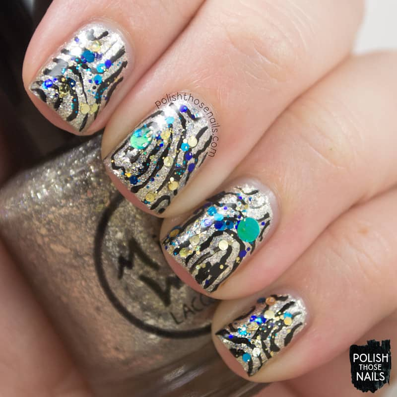 20 Fabulous New Years Nail Designs to Welcome 2018
