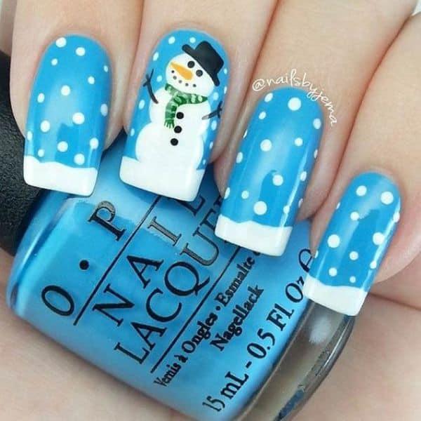 20 cool winter nail designs to embrace the festive season prinsesfo Gallery