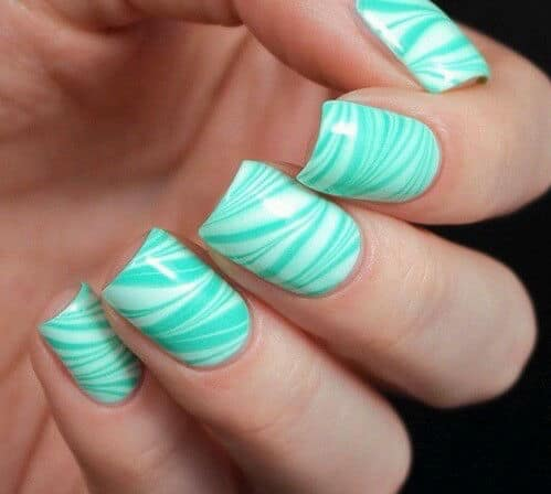 40 mint green nail designs to make heads turn 2020 trends