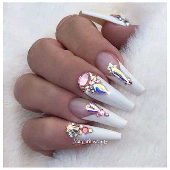 25 Magnetic Crystal Nail Designs to Jewel Up Your Look