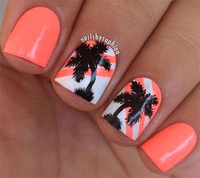 - 20 Breezy Beach Nail Designs To Try This Summer