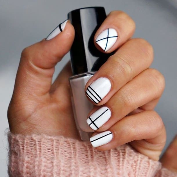 Uses of Lines in Geometric Nail