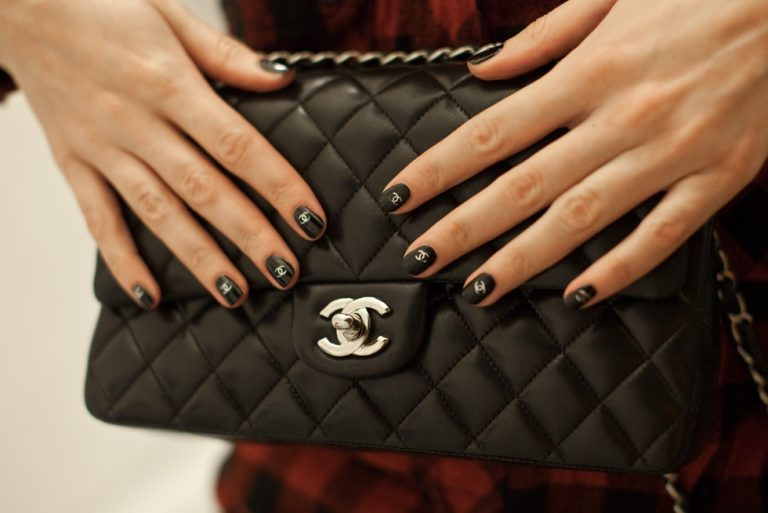 15 Chanel Nail Designs to Flaunt Love for Brands