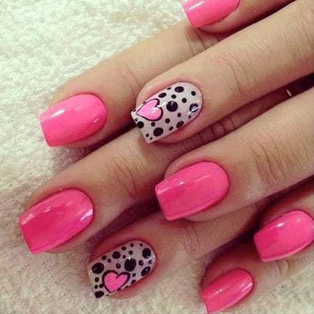 30 Heart Nail Designs to Ignite Your Romantic Soul