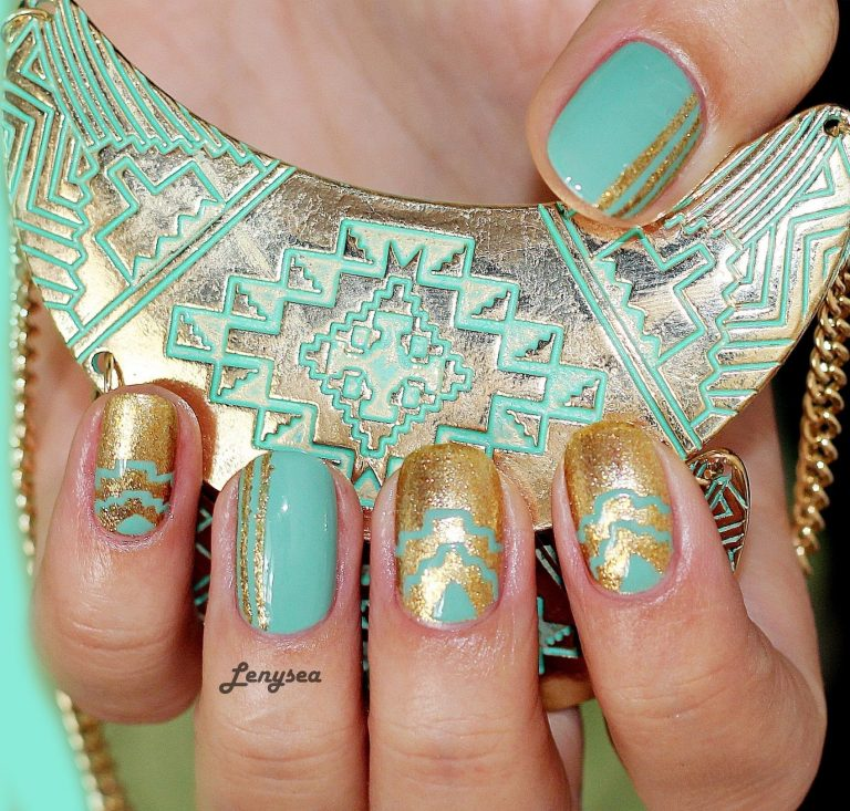 40 Mesmerizing Mint Green Nails for Refreshing Look