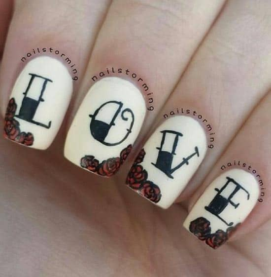 35 Valentines Day Nail Designs To Celebrate Love