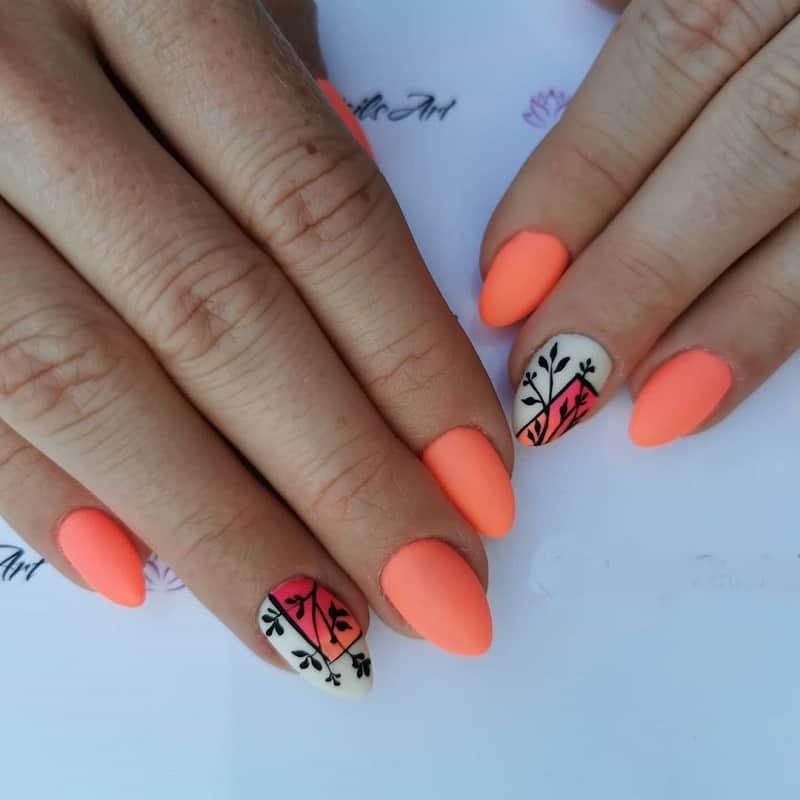 teens summer nail designs