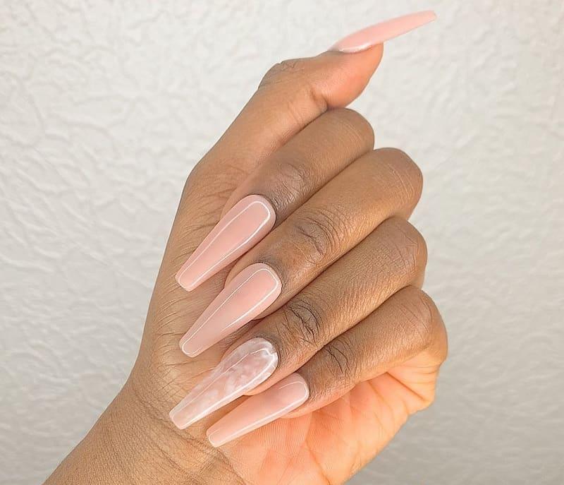 nude nail polish for dark skin