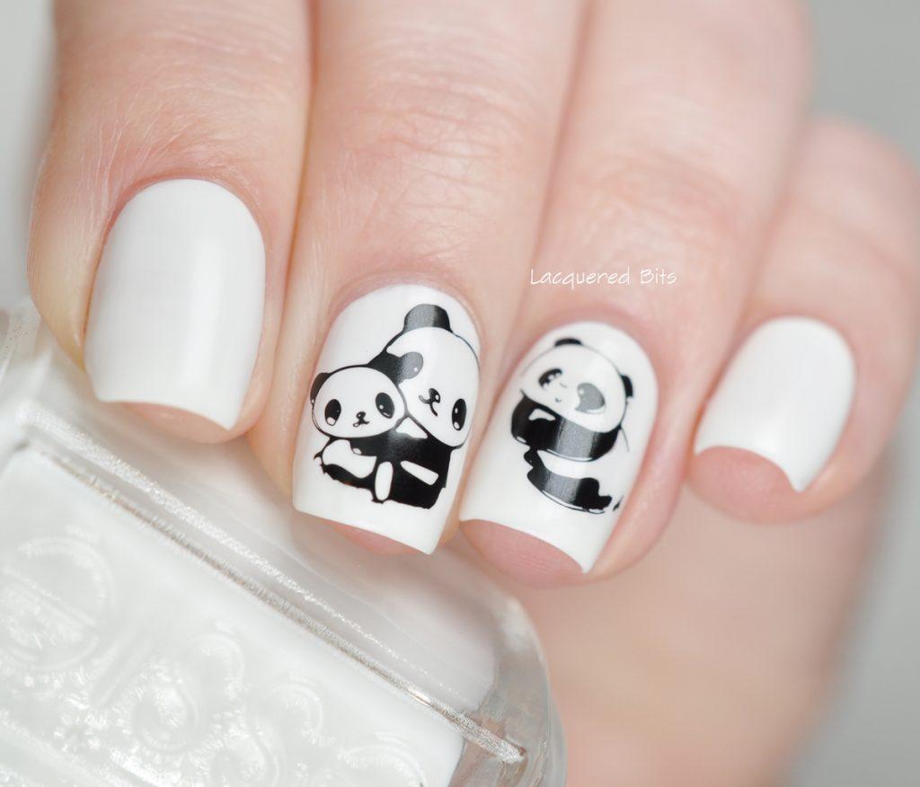 Panda Nail Designs 21 Cutest Ideas For 2018 Naildesigncode