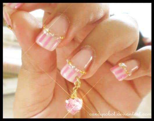 Nail Piercing Jewelry