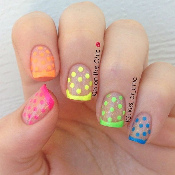 15 Trendy Nail Designs for Teens to Rock 2018 – NailDesignCode