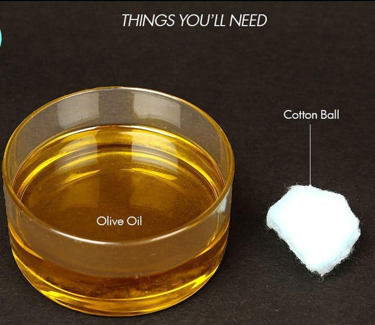 olive oil for ingrown nail