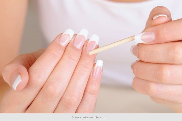 Push the Cuticles Back